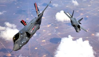 The F-35 Joint Strike Fighter: Failure is not a (financial) option