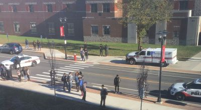 2 injured, suspect in custody after stabbing at Rutgers Business School in New Jersey