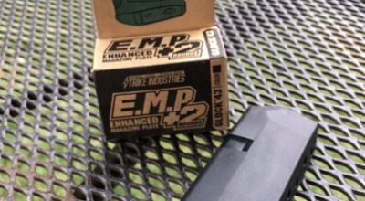 Gear Review: Strike Industries EMP+2 GLOCK 43 Magazine Extension