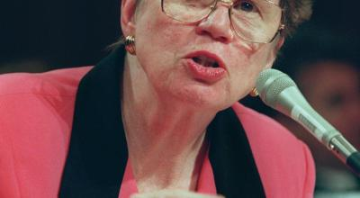 Former US Attorney General Janet Reno, dead at 78