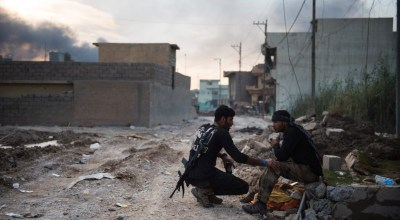 Iraq has never seen this kind of fighting in its battles with ISIS