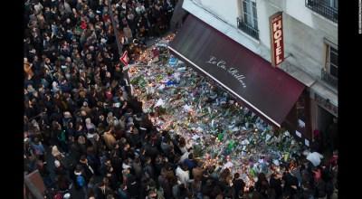 Paris attacks remembered