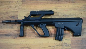 Steyr AUG: The master of modular rifles