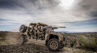 Marine grunts to get new all-terrain vehicles for missions