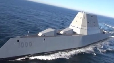The Navy's most advanced warship just broke down for the second time in two months