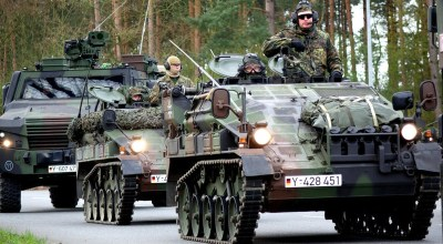 EU may be hedging their bets on NATO, announce Joint Defense Fund