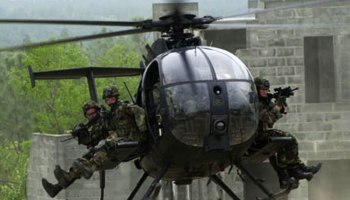 Special Mission Unit hostage rescue: The Night that Refused Morning