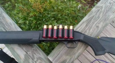 Home defense shotgun reload options