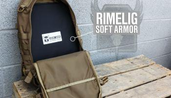 AR500 Armor   Rimelig Backpack IIIA Soft Body Armor