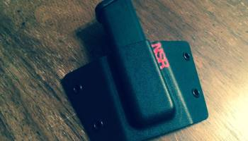 NSR Pocket Magazine Carrier | A low-vis option