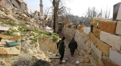 Aleppo rebels hope to reverse fortunes with new alliance