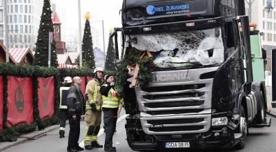German authorities release Tunisian man arrested in connection with Berlin Truck Attack