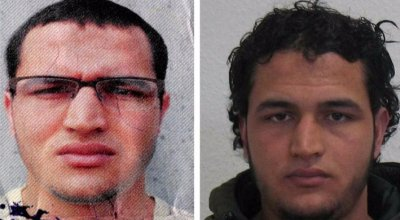 Berlin manhunt: Police offer €100,000 reward for Tunisian suspect Anis Amri