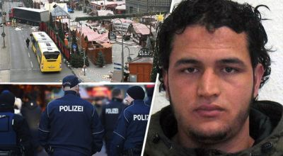 Tunisian man detained by German police for possible connection to the Berlin attack