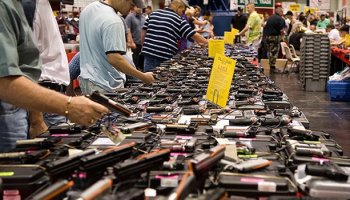 The new-guy guide to gun shows