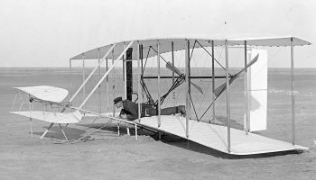 Today in Aviation History: 1903 Wright Brothers First Powered Flight Fails