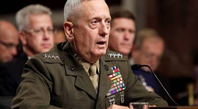 Recent retirement, Theranos ties pose possible obstacles for Mattis confirmation