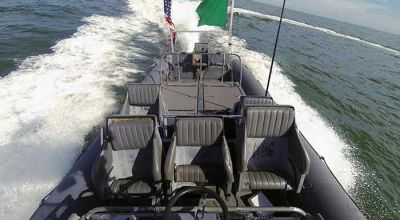 Office of Naval Research testing unmanned patrol boats