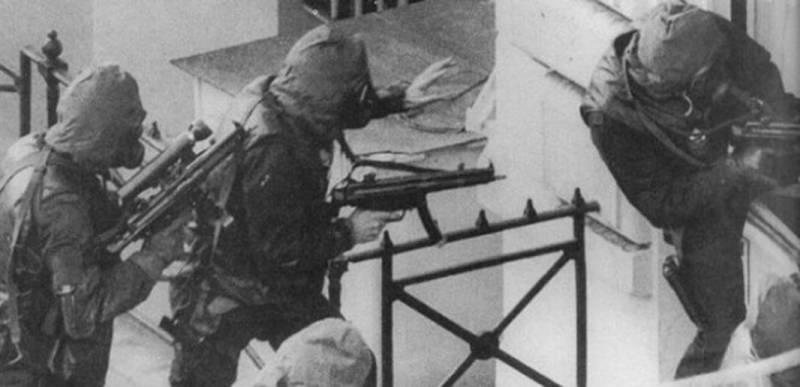 British SAS finish the Iranian Embassy siege   SOFREP