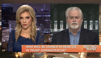 Watch: Sam Faddis talks about the CIA under the Trump administration