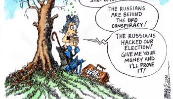 Jill Stein continues to push for the election recount