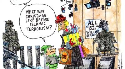 FBI warns of Islamic State attacks during the holiday season