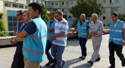 Turkey seeks arrest of university academics in Gulen-related probe: media