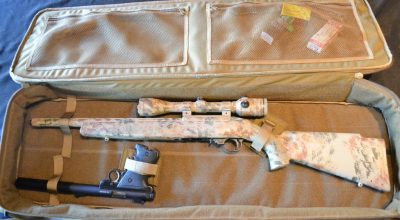 Grey Ghost Gear Rifle Case: Ready for deployment