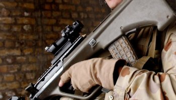 Bullpup Rifles: Why I Love The Tavor