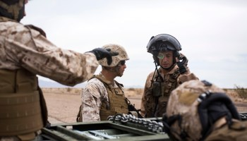 Watch: Marine Corps Weapons and Tactics Instructor Course