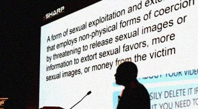 Sextortion: The U.S. military's dirty little secret is a growing national security concern