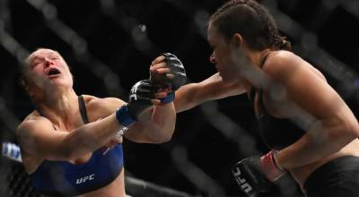 A Marine fighter's perspective on Ronda Rousey's UFC 207 defeat