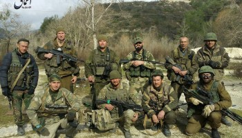 ChVK Vagner: Russian mercs in Syria