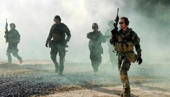 No sh*t, there I was: Navy SEAL FNG