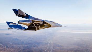 Watch: Virgin Galactic's SpaceShipTwo VSS Unity Flies Free!