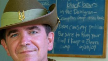 Delta Force's Sergeant Major Colin Rich: A man protected by God's grace