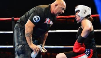 Iron sharpens iron: Marine Sergeant Major Mark Geletko on training Marines for the ring