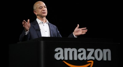 Amazon pledges to hire 25,000 veterans and train 10,000 more in deal with Dept. of Labor