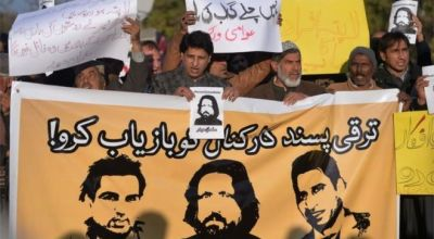 Fifth social rights activist in less than two weeks disappears in Pakistan