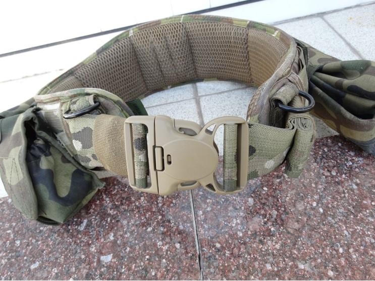 Warrior Assault Systems Enhanced Patrol Belt