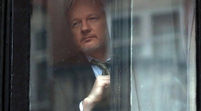 Julian Assange's claim about the source of DNC emails is disproved by WikiLeaks' own website