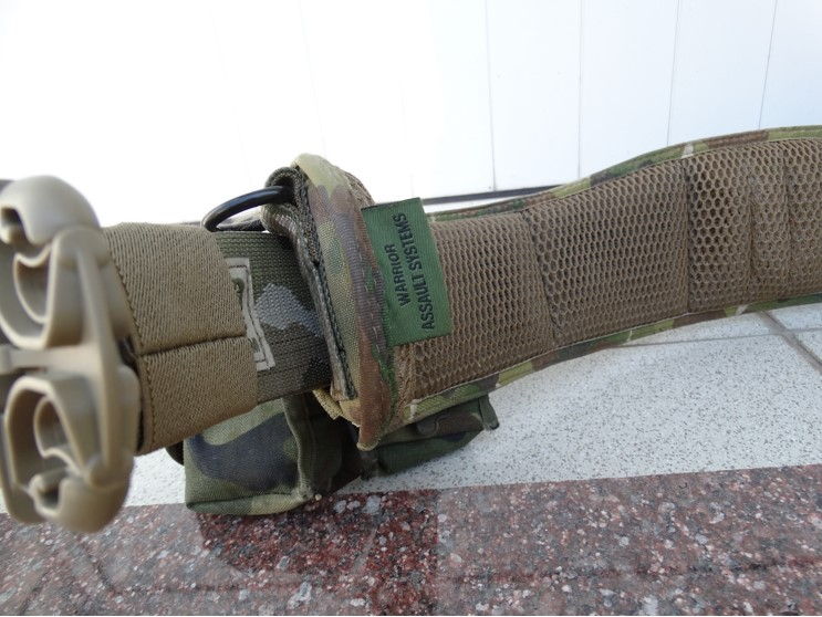 Warrior Assault Systems Enhanced Patrol Belt