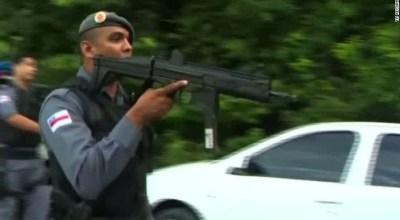 At least 60 die in Brazil prison riot