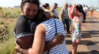 Grisly gang fight kills dozens in Brazil prison