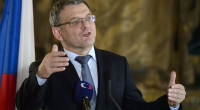 The Czech foreign minister says his email was hacked — and hints Russia could be behind it