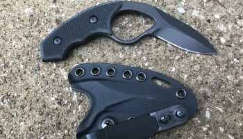 The Colonel Low-Vz Personal Defense Knife