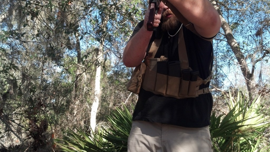 Blue Force Gear Chest Rig | Review and Range time