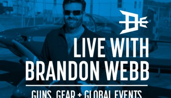 Watch: Live with Brandon Webb- Guns, gear, and global events Jan. 13, 2017