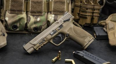 New M&P M2.0: Upgrades and customization for the modern shooter
