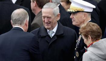Senate confirms retired generals as first two Trump cabinet members